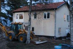 Huset 110407 markberedning