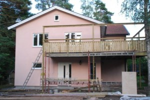 Hus Front 2011 0901